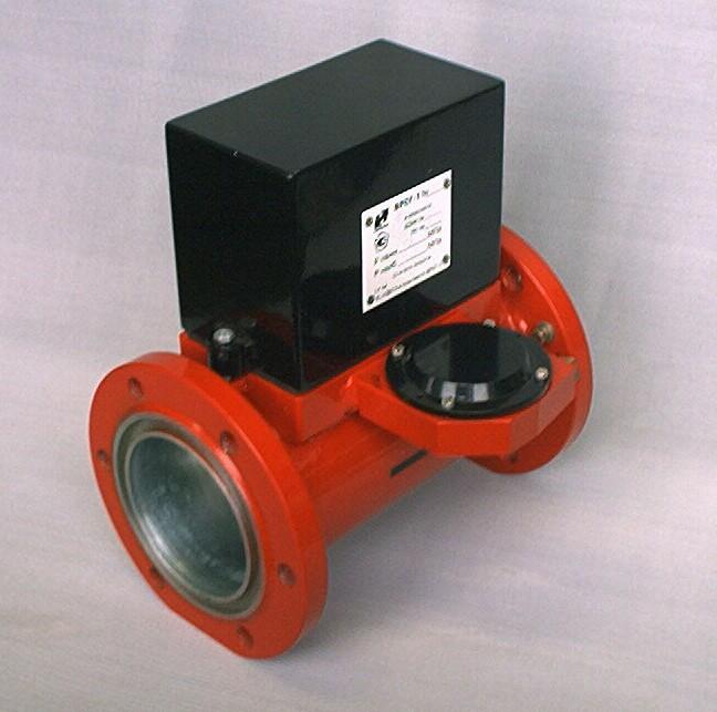 Вихревой расходомер-счетчик газа ВРСГ-1